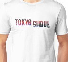Anime: TOKYO GHOUL - logo Unisex T-Shirt