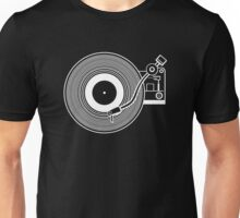 Record player vinyl Unisex T-Shirt
