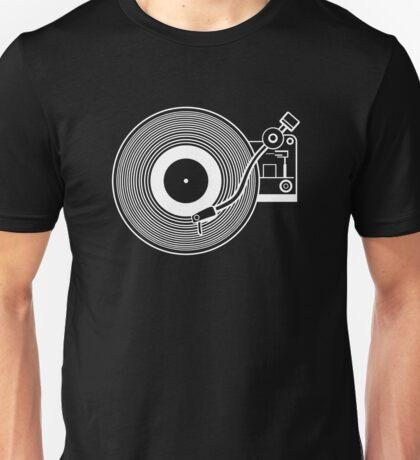 Record player vinyl Unisex T-Shirt