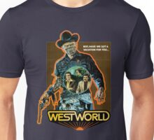 West World Premium Merchandise Unisex T-Shirt