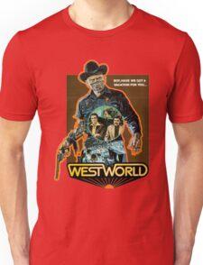 West World Premium Merchandise Unisex T-Shirt