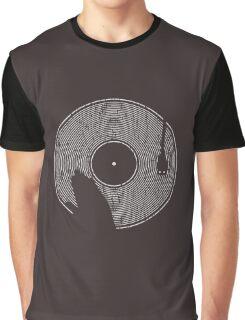 Record vinyl DJ Graphic T-Shirt