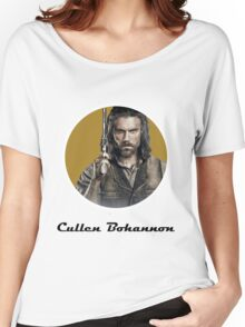 Cullen Bohannon Women's Relaxed Fit T-Shirt
