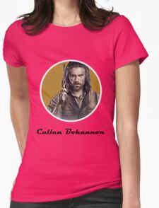 Cullen Bohannon Womens Fitted T-Shirt