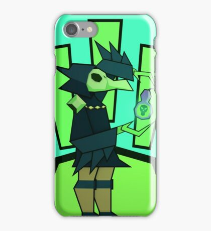 Plague Knight iPhone Case/Skin