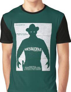 West World New Design Graphic T-Shirt