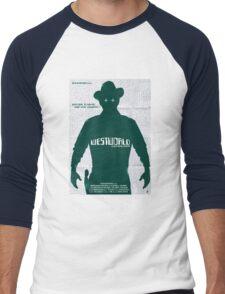 West World New Design Men's Baseball ¾ T-Shirt