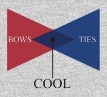 Bows + Ties = Cool by NatalieMirosch