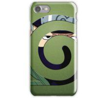 Kakashi - Hidden Leaf iPhone Case/Skin