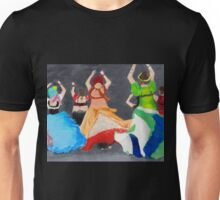 Belly Dancers Unisex T-Shirt