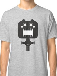 Monsters and robots Classic T-Shirt