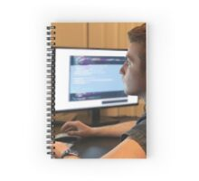 Max is dope Spiral Notebook