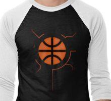 Basketball Reactor Men's Baseball ¾ T-Shirt