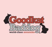 Goodkat & Baddog (Lucky Number Slevin) Kids Tee