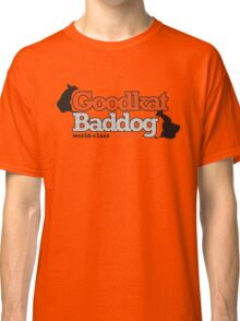 Goodkat & Baddog (Lucky Number Slevin) Classic T-Shirt