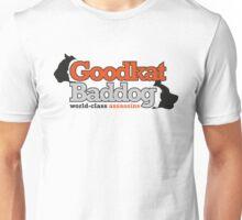 Goodkat & Baddog (Lucky Number Slevin) Unisex T-Shirt
