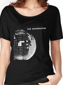 LCD Soundsystem Logo Women's Relaxed Fit T-Shirt