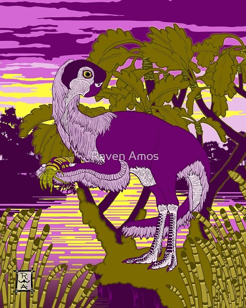 Nemegt Sunrise by Raven Amos