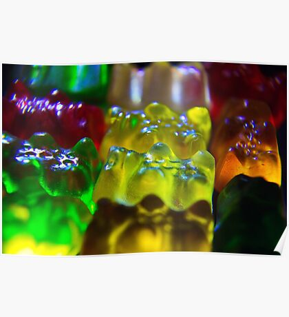 Gummy World  Poster