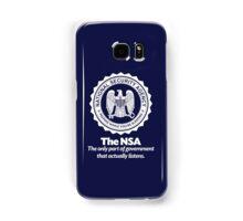 The NSA Samsung Galaxy Case/Skin
