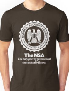 The NSA Unisex T-Shirt