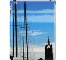 Masts and Towers iPad Case/Skin