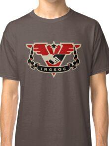 1984 INGSOC Emblem Classic T-Shirt