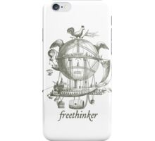Freethinker iPhone Case/Skin