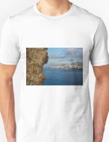 Hungry Rock - Travel Photography Unisex T-Shirt