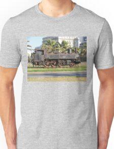 Derelict Steam Locomotive Unisex T-Shirt