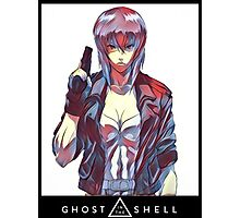 The Major (Ghost in the Shell) Photographic Print