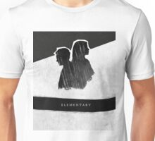Elementary Profile Shadow Poster Unisex T-Shirt