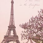I Love Paris in the Springtime by Heidi Hermes