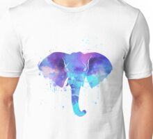Watercolor Elephant  Unisex T-Shirt