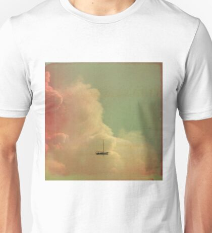 Once Upon a Time a Little Boat Unisex T-Shirt