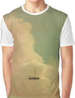 Once Upon a Time a Little Boat Graphic T-Shirt