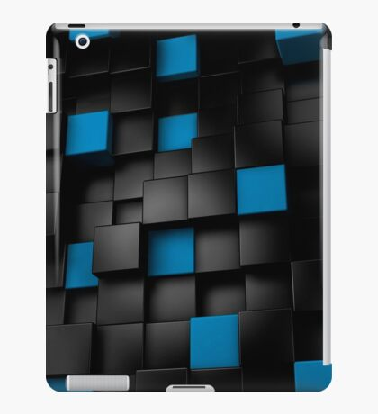 Cubes Wallpaper iPad Case/Skin