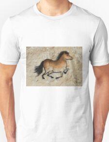 Cave Art Horse - Cheval No.1 Unisex T-Shirt
