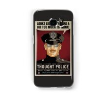 Thought Police Samsung Galaxy Case/Skin