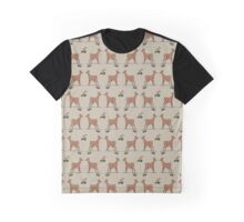 Deer in pairs Graphic T-Shirt