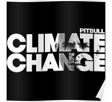 pitbull climate change tour 2016 Poster