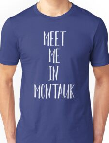 Meet Me In Montauk - Eternal Sunshine Of The Spotless Mind Unisex T-Shirt