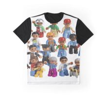 lego world Graphic T-Shirt