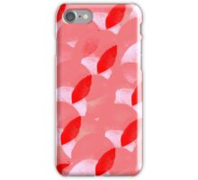 Brush Stroke Pattern iPhone Case/Skin