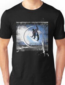 snowboard surf Unisex T-Shirt