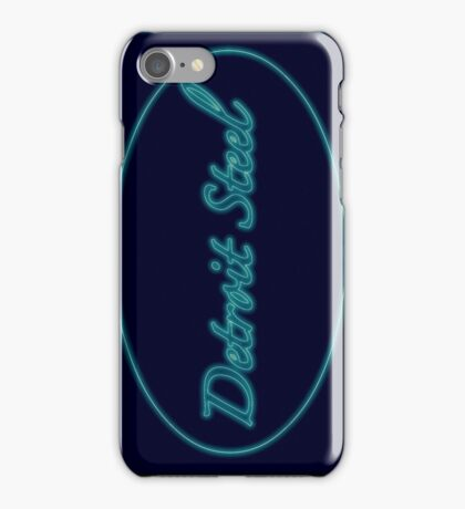 Detroit Steel iPhone Case/Skin