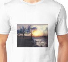Inland Sunset Unisex T-Shirt