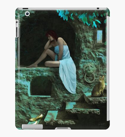 After The Lie iPad Case/Skin