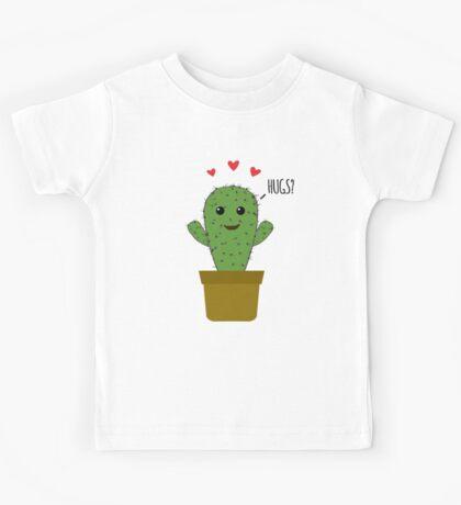 Affectionate Cactus Kids Tee