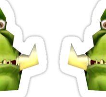 Warcraft 3 - Peons (WC3) Sticker